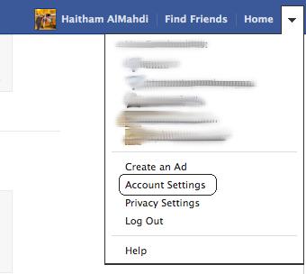 تحميل نسخة من بياناتك من الفيسبوك