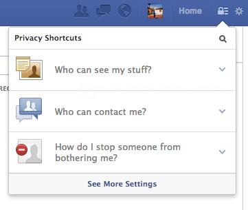 إعدادات الخصوصية